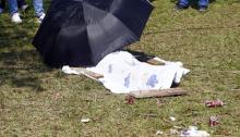 Homicídio em Campo Magro.